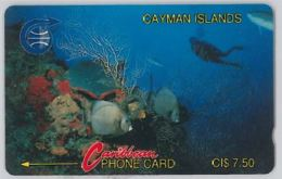 PHONE CARD - CAYMAN (E44.37.7 - Isole Caiman