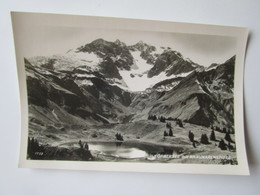 Korbersee Mit Braunarlnspitze. Risch-Lau1733 - Autriche