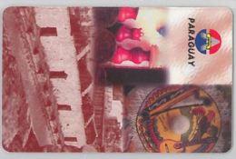 PHONE CARD - PARAGUAY (E44.38.4 - Paraguay