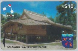 PHONE CARD - SOLOMON ISLAND (E44.38.7 - Isole Salomon