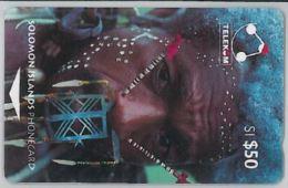PHONE CARD - SOLOMON ISLAND (E44.39.2 - Isole Salomon