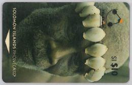 PHONE CARD - SOLOMON ISLAND (E44.39.4 - Isole Salomon