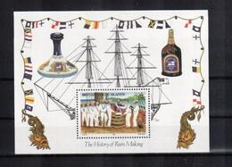 1956 British Virgin Island  Ship MNH ** - Iles Vièrges Britanniques