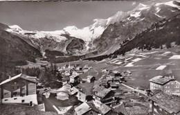 Saas Fee Mit Fee Gletscher  Alphubel , Täschhorn, Dom Und Lenzspitze (pk56909) - VS Valais