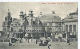 Oostende - Ostende - Le Kursaal - Vue Du Côté De La Ville - Edit. V.G. - 15 - 1919 - Oostende