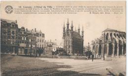 Leuven - Louvain - 18 - L'Hôtel De Ville - E. Desaix - 1930 - Leuven
