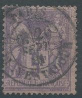 Lot N°46780  N°95, Oblit Cachet à Date De PARIS A Déchiffrer - 1876-1898 Sage (Type II)