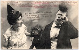 BERGERET - M. Et Mme Auguste N° 2 - Bergeret