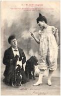 BERGERET - M. Et Mme Auguste N° 3 - Bergeret