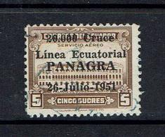 ECUADOR...EARLY AIRMAIL..1951 - Ecuador