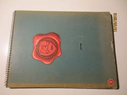 HUNGARY  BUDAPEST KALENDER 1939 FREMDENVERKEHRSAMT ,0 - Calendars