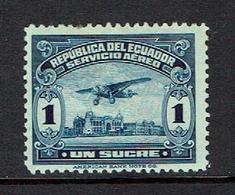 ECUADOR...EARLY AIRMAIL.. - Ecuador
