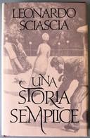 1990 Leonardo Sciascia - Una Storia Semplice - CDE - Livres, BD, Revues