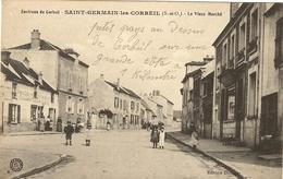 SAINT GERMAIN LES CORBEIL - Le Vieux Marché   3 - France