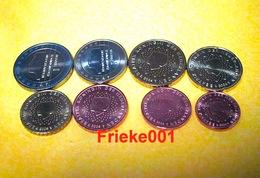 Nederland - Pays-Bas - 1 Cent Tot 2 Euro Unc 2014. - Pays-Bas