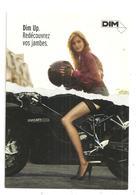 Dim Bas - Pin-Ups -Femme ; Moto Ducati 999s--(D.19) - Pubblicitari