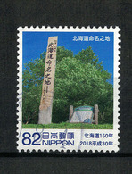 Japan Mi:09179 2018.07.13 150th Anniv. Of Hokkaido(used) - Used Stamps