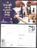 2583  Chess - Echecs - Postal Stationery - 2018 - Unused - 2,25 - Echecs