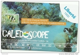 Recharge Liberte100cfp   Calédoscope   (claswallinoi) - New Caledonia