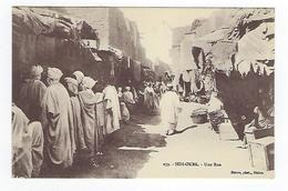 CPA Algérie Sidi Okba Une Rue - Algérie