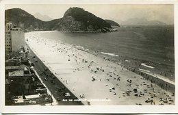 COPACABANA, RIO DE JANEIRO, BRASIL. POSTAL CARD CPA NO CIRCULADA / UNCIRCULATED -LILHU - Copacabana