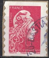 France 2018 Oblitéré Rond Used Marianne L'engagée D'Yseult Digan LP 20g. SU - 2018-... Marianne L'Engagée