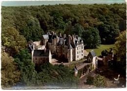 BESSE-sur-BRAYE Le Chateau De Courtanvaux CPSM NEUVE - France