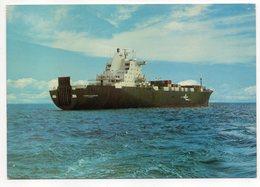 Thème  Bateau--Navire Atlantic Container Line--Porte-Containers - Commerce