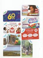 PROMOTION   8 Cartesliberté  (bure) - New Caledonia