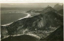 PRAIA DE COPACABANA, RIO DE JANEIRO, BRASIL. POSTAL CARD CPA NO CIRCULADA / UNCIRCULATED -LILHU - Copacabana