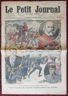 JOURNAL LE PETIT JOURNAL 23 MAI 1915 GARIBALDI LUSITANIA TORPILLÉ - Newspapers