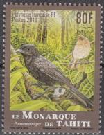 Polynésie Française 2019 Le Monarque De Tahiti Neuf ** - Polynésie Française