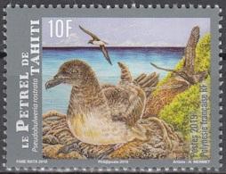 Polynésie Française 2019 Le Petrel De Tahiti Neuf ** - Polynésie Française