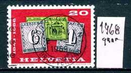SVIZZERA - HELVETIA - Year 1968 - Viaggiato - Traveled - Voyagè - Gereist. - Svizzera
