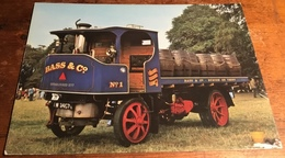 1934 Sentinel S8 8-wheeler Steam Wagon - Postcards