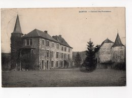 25 - HAMOIR - Château Des Fourneaux - Hamoir