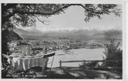 AK 0187  Bregenz Am Bodensee Von Haggen Aus - Verlag Risch Lau Um 1940 - Bregenz