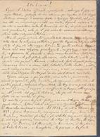 """1882 Discorso """"Comitato Italiano Fratellanza Socialista Repubblicana"""" GARIBALDI - Documenti Storici"""
