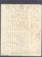 1883 FORLI' Documento Consociazione Repubblicana Romagnola - RAFFAELE ZANNOLI - Historical Documents