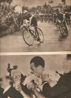 (pagine-pages)MONDIALI DI CICLISMO     Settimogiorno1962/10. - Libri, Riviste, Fumetti