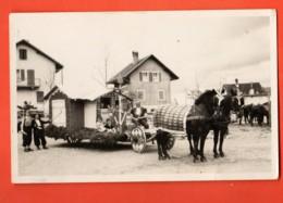 TRW-29 Carte-Photo Fête Cantonale Des Chanteurs Fribourgeois Bulle Les 13-14 Mai 1933. Non Circ. - FR Fribourg