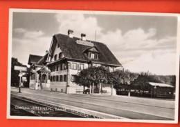 TRW-41 Foto-Karte Gasthaus Sternen  Emmen, Besitzer Sigrist. Gelaufen In 1952 FEldpost - LU Luzern