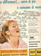 (pagine-pages)PUBBLICITA' SUPERCORTEMAGGIORE     Settimogiorno1962/10. - Libri, Riviste, Fumetti