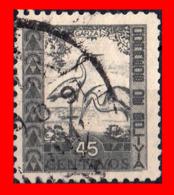 BOLIVIA ( AMERICA DEL SUR ) SELLO  1939 FAUNA BOLIVIANA - Bolivia