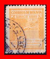 BOLIVIA ( AMERICA DEL SUR ) SELLO 1945 AIRMAIL STAMPS - Bolivia