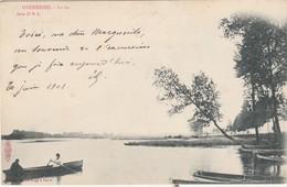 Overmeire - Donck , Le Lac  ,( Edit : Sugg; Série 17 , N° 1 ) - Berlare