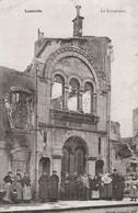 Lunéville , La Synagogue - Judaisme