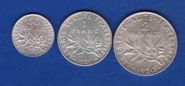 1920  3  Pieces  Arg - France