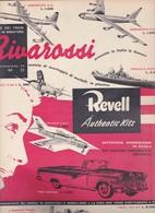 (pagine-pages)PUBBLICITA' RIVAROSSI  Epoca1957/369. - Libri, Riviste, Fumetti