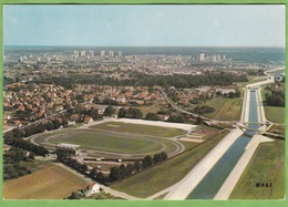 CPSM Saint DIZIER Vue Générale Stade Stadio Stadium - Stades